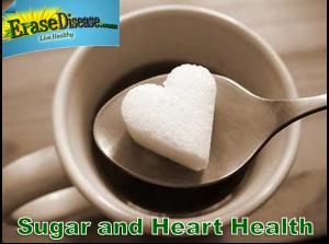sugar and heart health