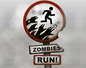 running apps zombies