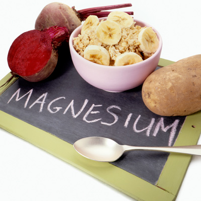 Low Levels of Magnesium Up Hypertension Risk