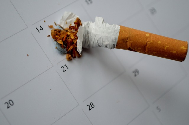 Quit Smoking to Save Your Heart