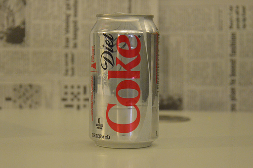 Diet Soda and Your Heart, It's Not What You Think
