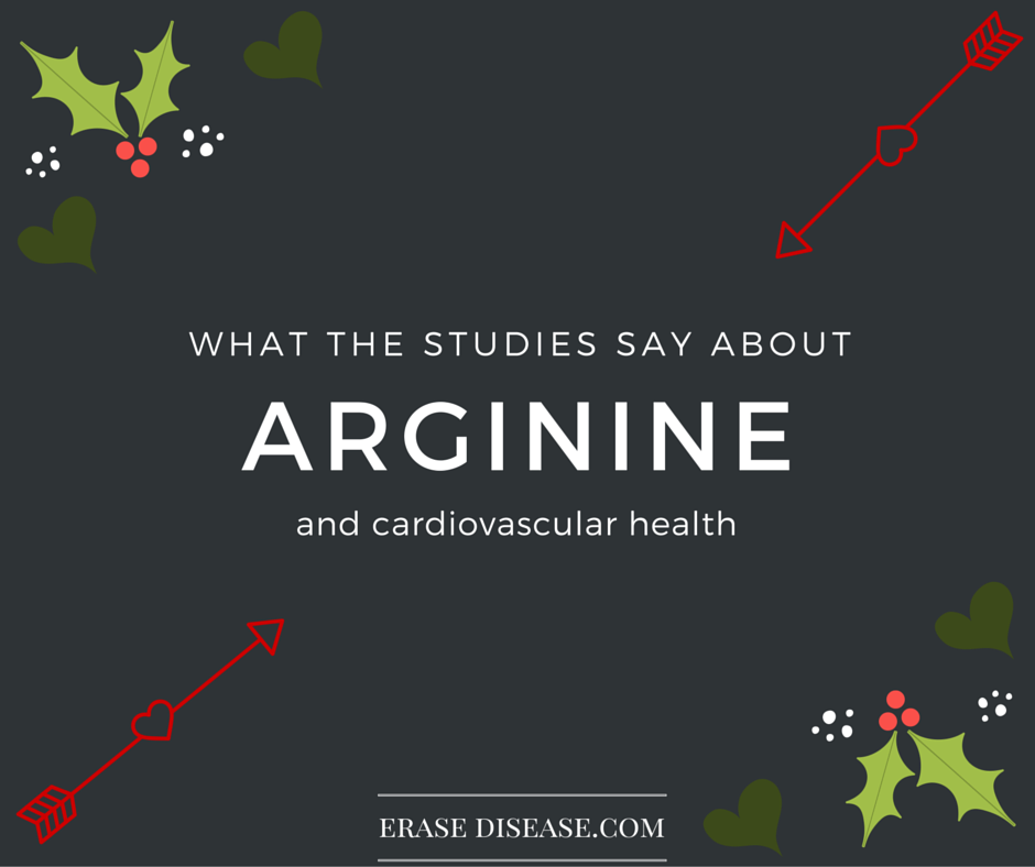 What the Studies Say about Arginine and Cardiovascular Health
