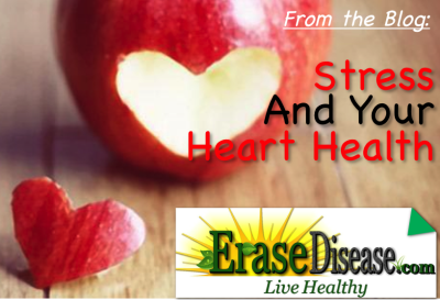 Blog_Stress and Heart Health