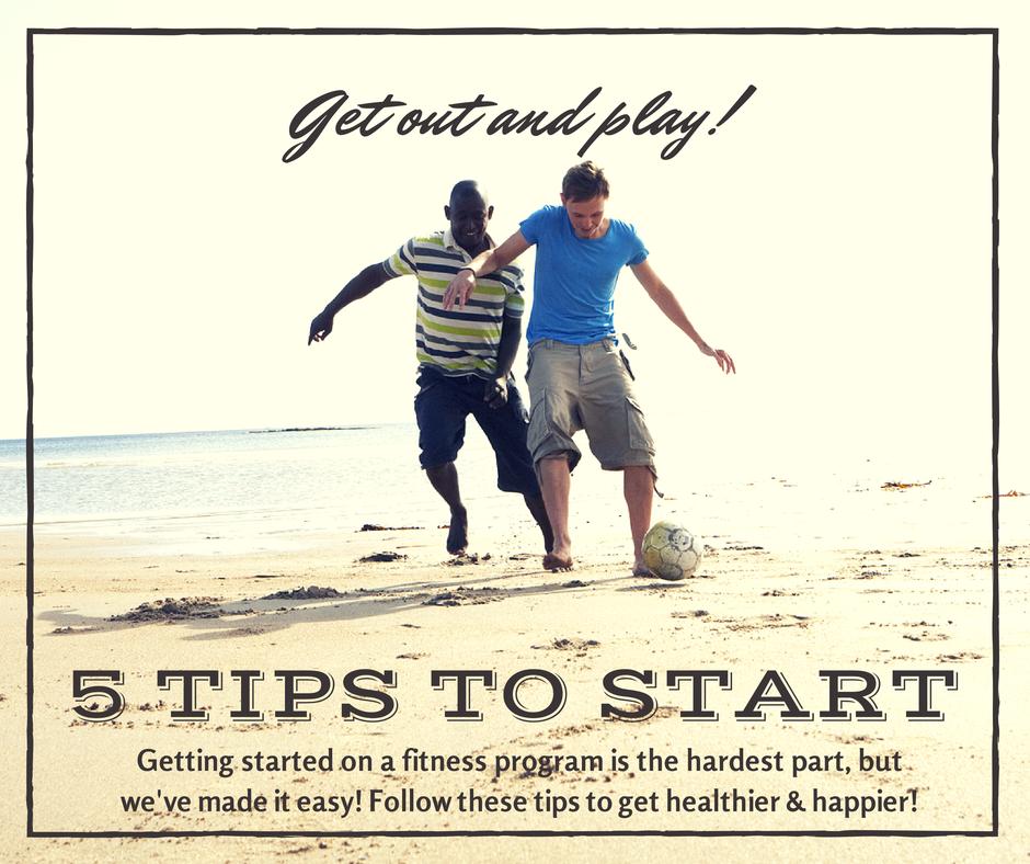 blog_5 tips fitness program