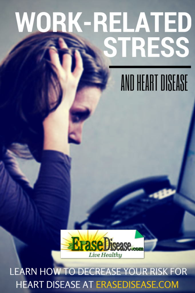 blog_Work Related stress and heart disease