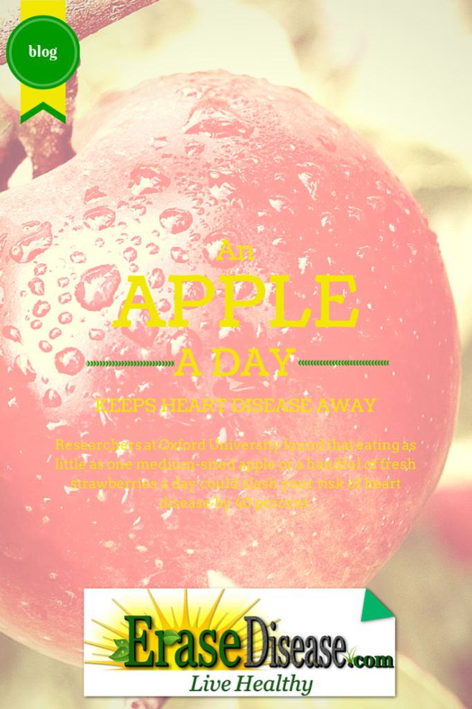 blog_an apple a day for heart disease