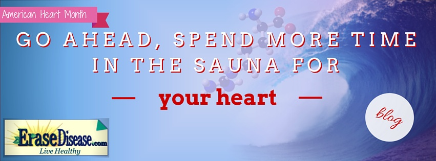 heart disease and saunas