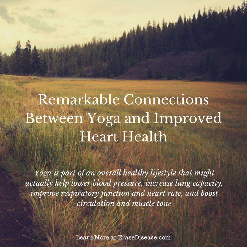 Remarkable Connections Between Yoga and