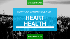 Yoga Can Improve Heart Health