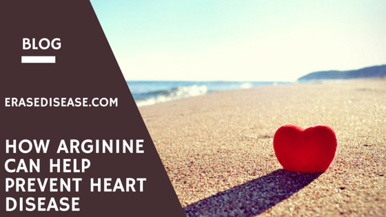 how arginine can help prevent heart