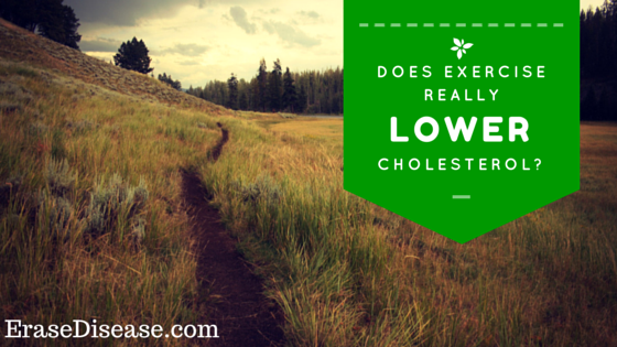 Does Exercise Really Lower Cholesterol?