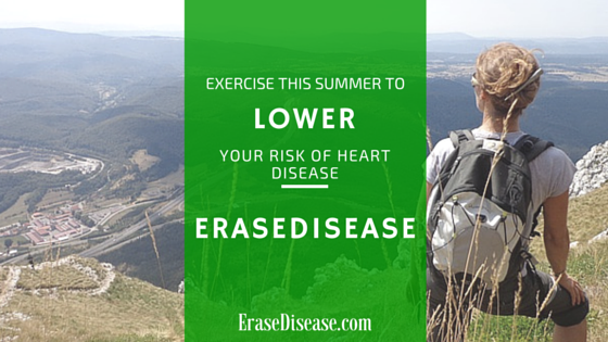 exercise this summer to lower blood pressure