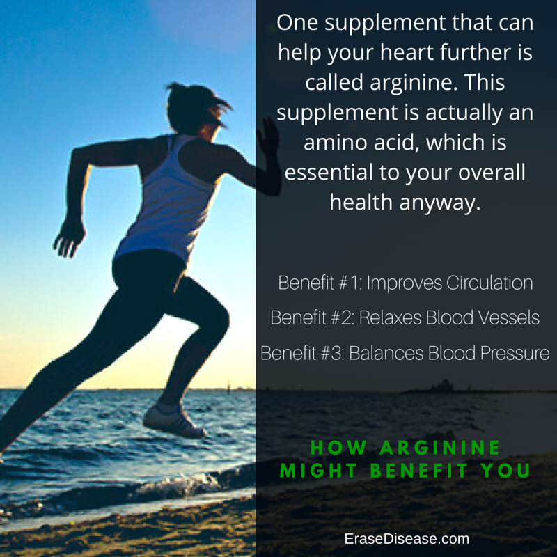 How Arginine Might Benefit You