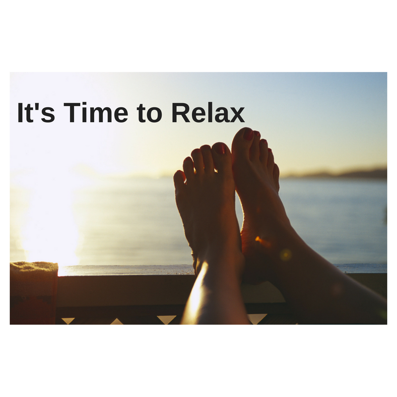 a time to relax